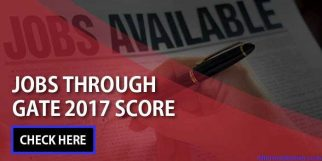 recruitment-through-gate-2017-in-psu-after-graduation-gate-2017-score-opens-career-in-psus-public-sector-undertaking-eligibility-selection-procedure-engineering-graduate