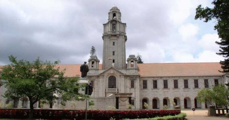 IISc Tops Indian Institutions In Times Emerging Economies University Rankings 2018