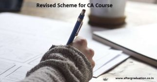 ICAI Revised CA Course Scheme and Its Implementation Schedule