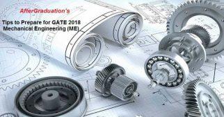 Mechanical Engineering (ME) GATE 2018 Preparation Strategy to Score better GATE Score