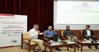 Sammantran 2017 - IIM Bangalore Conclave on India's Fast-Evolving Business Environment
