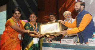 Swachhta Ranking 2017 Award For Higher Education Institutions across various categories like Universities, Technical Institutions, Colleges and Government institutions