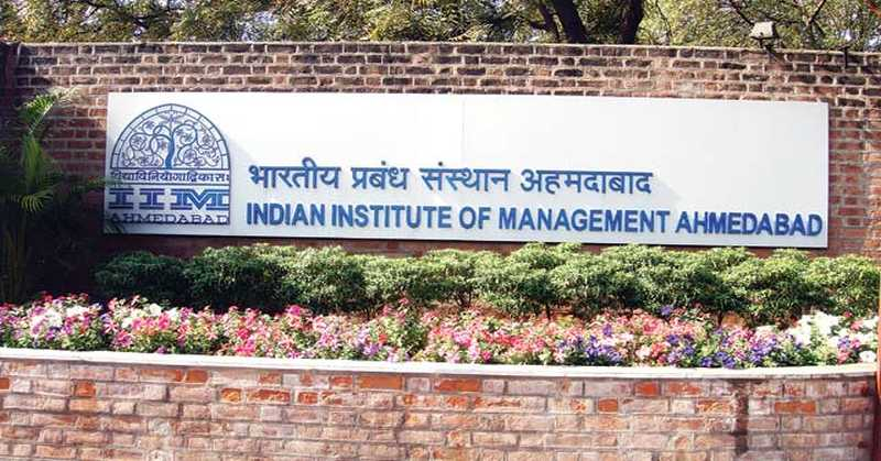 IIM Ahmedabad PGP-FABM Programme Ranked No. 1 In The World