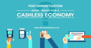 Post Demonetization 'Going Cashless' Retailers & Kirana Stores Inclined for Digital India, IIMB, CDFI, IFMR research