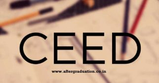 CEED 2018 For Admission to Post Graduate Studies In Design
