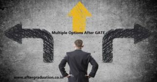 Multiple Options After GATE Qualification, Focus on Your Goal PSU recruitment Postgraduate degree study abroad