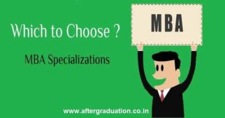 10 Top MBA Specializations, Which One to Choose for Better Career?