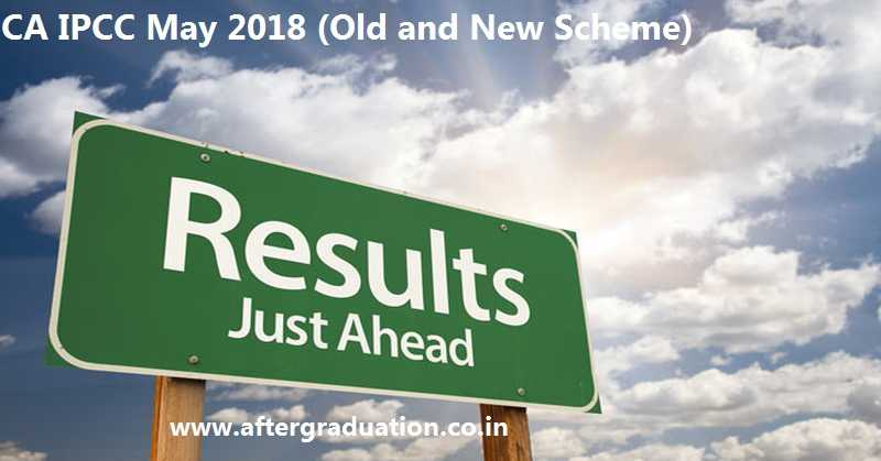 CA IPCC May 2018 Results To Be Announced On July 29 Through Portal, SMS And Email