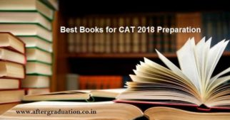 Best Books to Prepare CAT 2018 and Other MBA Entrance Exams