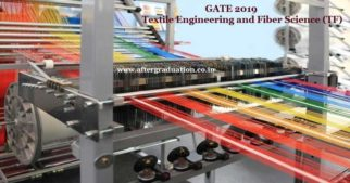 How to Prepare Textile Engineering and Fiber Science (TF) for GATE 2019? Textile Engineering and Fiber Science syllabus, books, GATE exam pattern, reference books, GATE preparation strategy, Scope of Textile engineering and fiber science
