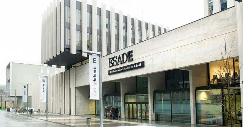 97% International Students Underway at ESADE B-School Class 2020