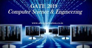 GATE 2019 CSE Preparation, Computer Science Engineering, CSE GATE 2019 Preparation Strategy in 4 Months, CSE GATE 2019 Preparation Strategy, GATE 2019 CSE Exam Pattern, Guidance for CSE GATE 2019 Preparation