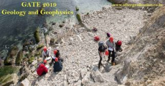 GATE 2019 Geology and Geophysics Syllabus, GATE 2019 Exam Pattern, GATE 2019 Reference Books for GG and Preparation tips for GATE 2019 GG