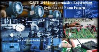 GATE 2019 Instrumentation Engineering (IN) Syllabus and GATE 2019 IN Exam Pattern