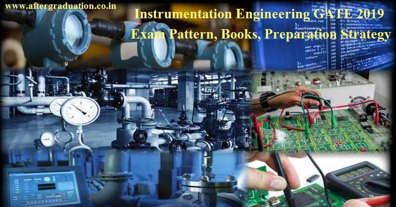 Instrumentation Engineering GATE 2019 Exam Pattern, Books, Preparation Strategy GATE 2019 IN Syllabus GATE 2019 IN Exam Pattern