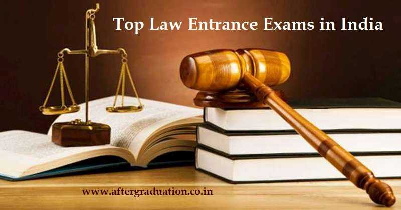 Top Law Entrance Exams After 12th and Graduation in India - CLAT, SLAT, LSAT, BHU LLB , for LLB, Integrated law and post graduate courses admission