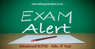 ICAIhas announced to conduct computer-based MCQ based Advanced ICITSS - Adv. IT Teston March 15 & April 12, 2020, for the CA Final Students