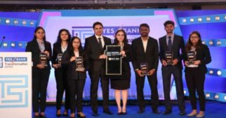IIM Bangalore Wins YES BANK Transformation Series Case Study Contest, IIMB's PGP students emerge Global Winners of YES BANK Transformation Series case contest