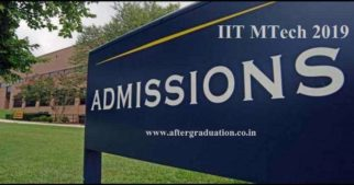 Students aspiring for Postgraduate Engineering courses MTech Admission 2019 in IITs and IISc Bangalore, GATE Score, Application forms GATE 2019 COAP registration for IIT MTech admission