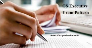 CS Executive Examination pattern for the Candidates appearing for the ICSI Executive Programme (New Syllabus – 2017) examination December 2019 attempt, Attention for CS Executive Examinees