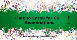 ICSI June 2019 Exam Registration Process. Students can enrol for CS Foundation, Executive and Professional June 2019 exams. Check dates, fees, CS exams registration process