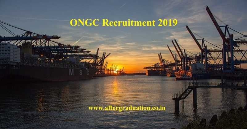 ONGC Recruitment 2019: 785 Vacancies Through GATE 2019 Score, ONGC Jobs for Engineers, Check Eligibility, Application & Selection Process etc