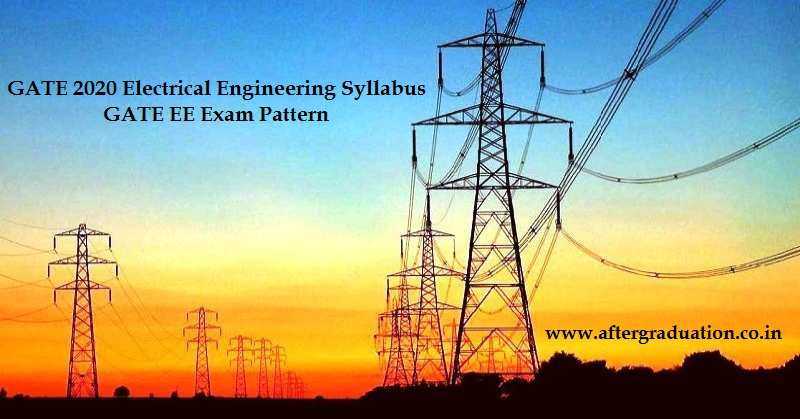 Candidates appearing inGATE 2020 Electrical Engineeringmust check syllabus, GATE EE Exam pattern and preparation tips for better GATE Score