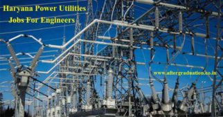 Applications are invited from EE, ME and CE Engineers for the post of Assistant Engineer in Haryana Power Utilities Recruitment via GATE 2019 score