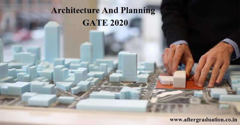 GATE aspirants must check GATE 2020 Architecture And Planning (AR) Syllabus, books for GATE AR preparation, GATE 2020 AR exam pattern, Architecture And Planning GATE 2020 Exam preparation tips