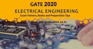 Candidates appearing in Electrical Engineering GATE 2020 EE exam must check Exam pattern, Books for GATE EE preparation and GATE EE preparation tips.
