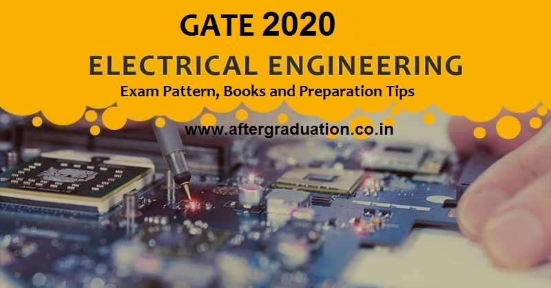 Candidates appearing in Electrical Engineering GATE 2020 EE exammust check Exam pattern, Books for GATE EE preparationand GATE EE preparation tips.