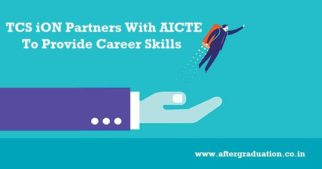 TCS iON Partners With AICTE To Provide Career Skills To Students that will help them up their employability quotient & job opportunities.