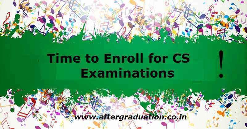 ICSI June-2020 Examination Enrollment Process Begins for CS Foundation, CS Executive and CS Professional Programme; CS June 2020 exam registration