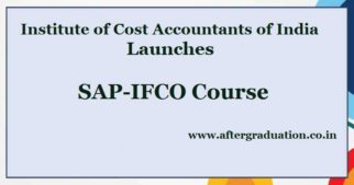 ICMAI Launches SAP-FICO Course: TheInstituteof CostAccountants of Indiahas launched a short term online course, SAP-FICO course for CMA members and students.Check ICMAI SAP-IFCO Course Objective, SAP – FICO Course Fees, Duration, Benefits to Students through ICMAI SAP IFCO course