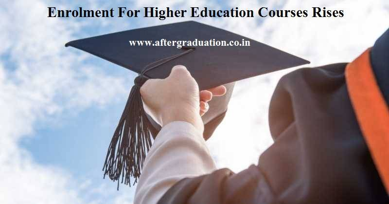 The MHRD published the annual All India Survey on Higher Education (AISHE) report 2018-19 on Saturday.According to the report, enrolmentfor Higher Education Courses Attract More Students but Sinks for Technical Courses (B.Tech and M.Tech programs).Some professional courses like MBA, MBBS, B.Ed and LLB continue to attract more students.