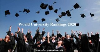 15 Top Indian Universities Ranked in World University Rankings 2020. The Times Higher Education (THE) World University Rankings 2020 has been released on September 11, 2019, features top Universities in the world.Find the World and Indian top Universities according to the World University Rankings 2020.
