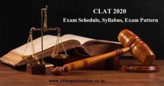 The Consortium of NLUs has released the CLAT 2020 Exam Schedule, Syllabus, Exam pattern for UG and PG Law degree admission, CLAT 2020 exam pattern, CLAT 2020 exam date, CLAT syllabus