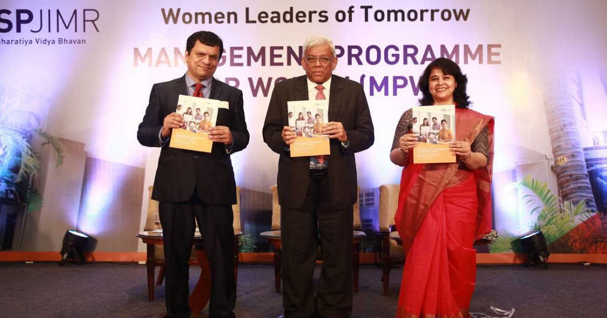 spjimr-launched-11-month-management-programme-women-mpw-return-to-work-career-gender-balanced-leadership-mpw-programme-detail