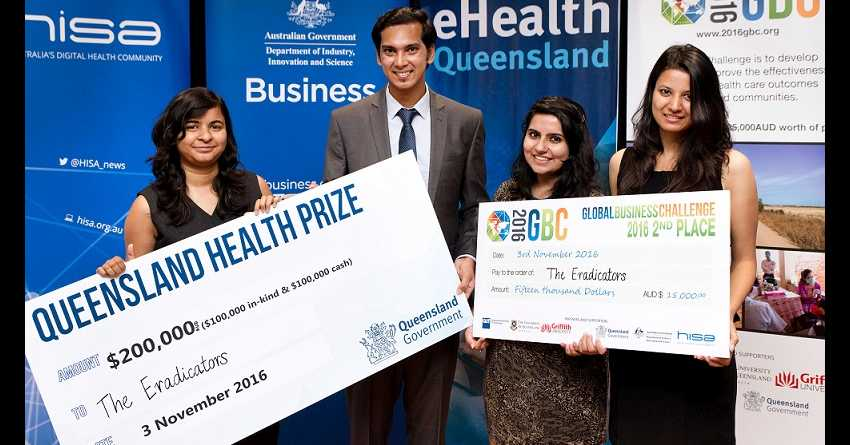 iimb-pgp2-after-graduation-2015-17-team-bags-2nd-spot-in-2016-global-business-challenge-queensland-university-technology-australia-griffith-university