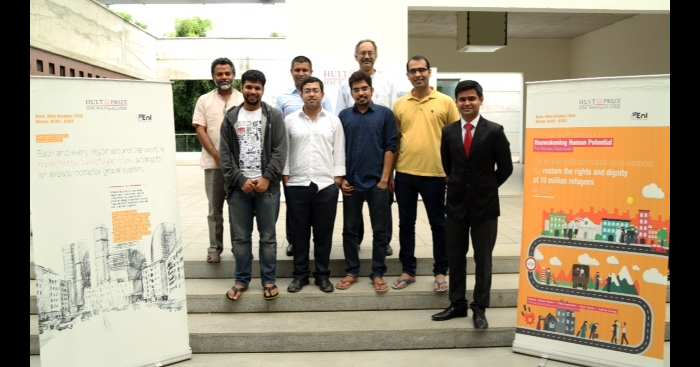 iimb-team-advances-to-7th-annual-regional-finals-of-hult-prize-2017-crowdsource-platform-social-venture-nsrcel-reawakening-human-potential