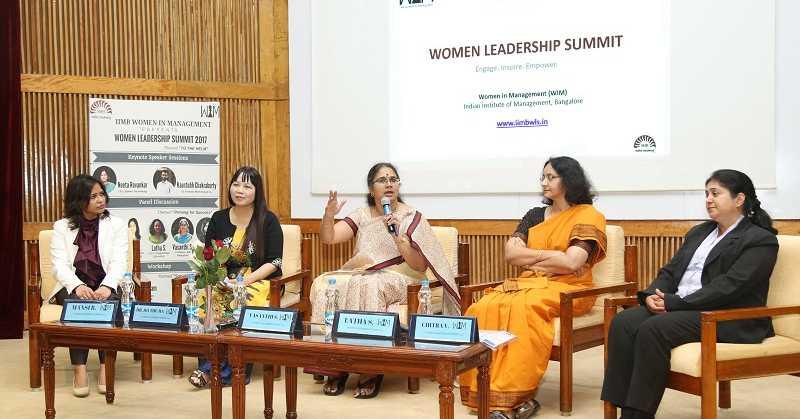 3rd-annual-women-leadership-summit-iimb-women-in-management-club-nsrcel-sasken-wim-club-iim-bangalore