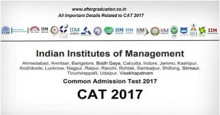 IIM Lucknow Released CAT 2017 Notification, CAT 2017 Registration To Start From August 9 and entrance exam on November 26