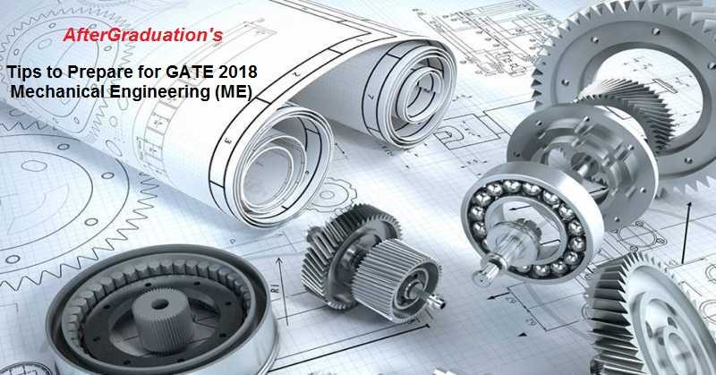 Mechanical Engineering (ME) GATE 2018 Preparation Strategy to Score better GATE Score