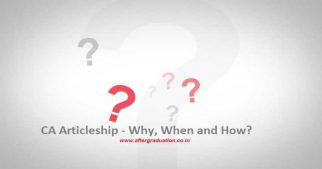 CA Articleship Registration - Why, When and How For CA Students?