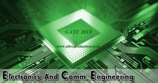 GATE 2018 Electronics and Communication Engineering (ECE) Preparation Strategy