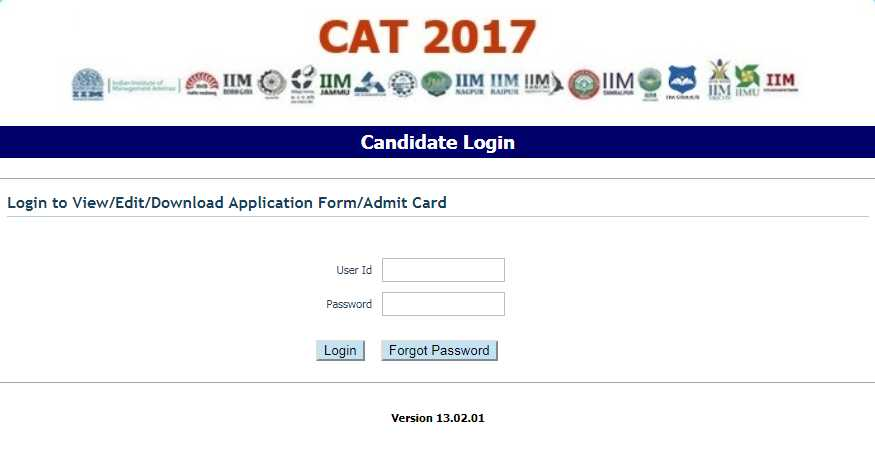 CAT 2017 Admit Card Released, Download Available Till CAT Exam Day