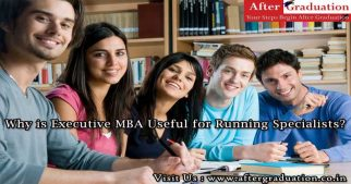 Why is Executive MBA Useful for Running Specialists? EMBA curriculum program