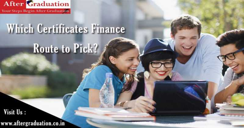 Finance Certificate Courses For Better Finance Career Opportunities in commerce
