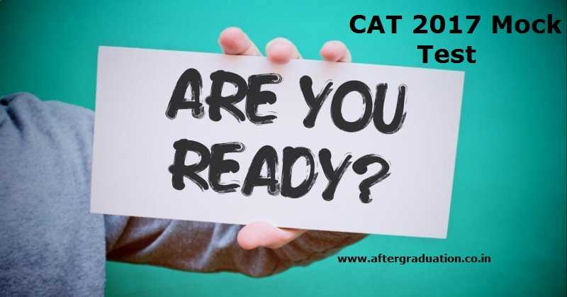 CAT 2017 Mock Test Released by IIM Lucknow at iimcat.ac.in for CAT Aspirants
