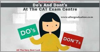 CAT 2018 Exam day Do's and Don't to Avoid Chaos at the Exam Time, CAT 2018 organizing institute